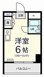 メゾン・ド・ノア・ロゼ錦町[7階]の間取り