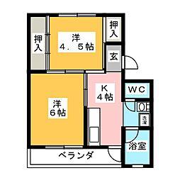 松森駅 3.2万円