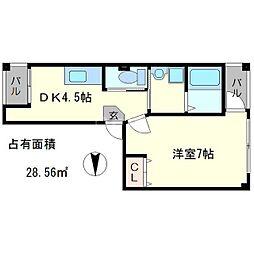 ABCビル[3階]の間取り