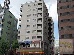 長居パークサイドプラザ[7階]の外観