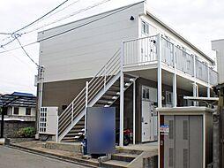 徳島県徳島市中徳島町1丁目の賃貸アパートの外観