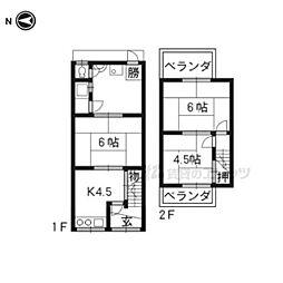 小倉駅 4.5万円
