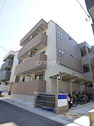 阪急神戸本線 西宮北口駅 徒歩9分の賃貸アパート