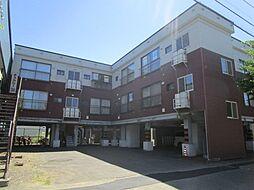 北海道札幌市東区北三十八条東9丁目の賃貸アパートの外観