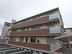ムーランアヴァンC[3階]の外観