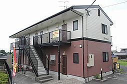 鹿児島県鹿児島市坂之上3丁目の賃貸アパートの外観