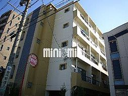 青山マンション[4階]の外観