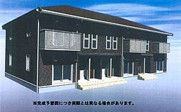 (仮)D-room三馬[103号室]の外観
