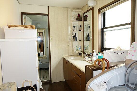 (2階)洗面室