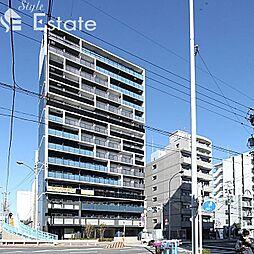 名古屋市営東山線 亀島駅 徒歩3分の賃貸アパート