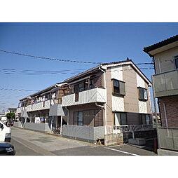 サンステージ斉藤II[2階]の外観