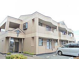 広島県福山市川口町3丁目の賃貸アパートの外観