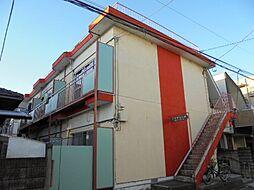 プラザコーポ[1階]の外観
