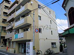 兵庫県川西市小花2の賃貸マンションの外観
