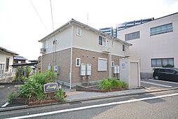 福岡県北九州市小倉南区湯川5丁目の賃貸アパートの外観