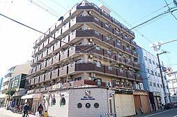 大阪府大阪市都島区高倉町1丁目の賃貸マンションの外観