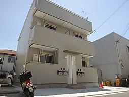 柏田アパート[101号室]の外観