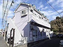 サクセスMG・金沢文庫A[2階]の外観