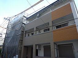 フジパレス杉本WEST[3階]の外観