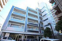 グランドライフ北之坊[4階]の外観