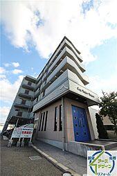 兵庫県明石市魚住町金ケ崎の賃貸マンションの外観