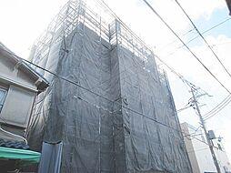 大阪府東大阪市寿町3丁目の賃貸マンションの外観
