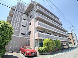 神奈川県厚木市泉町の賃貸マンションの外観