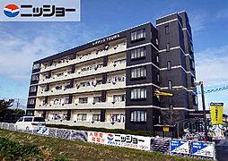 レヂデンスTOUWA[1階]の外観