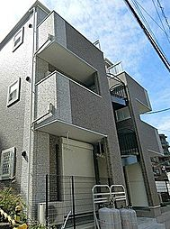 ハーミットクラブハウス横浜蒔田[2階]の外観