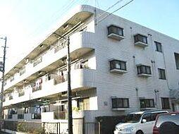 東京都武蔵野市桜堤1丁目の賃貸マンションの外観