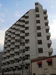 京都府京都市中京区壬生馬場町の賃貸マンションの外観
