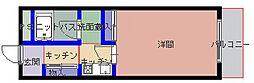 藤ノ木ハイツIII[303号室]の外観