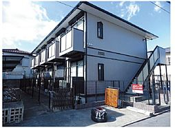 富士見ハイツ B[205号室]の外観