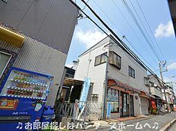 大阪府枚方市招提中町1丁目の賃貸アパートの外観