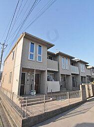 埼玉県ふじみ野市谷田2丁目の賃貸アパートの外観