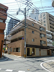 福岡県福岡市中央区薬院1丁目の賃貸アパートの外観
