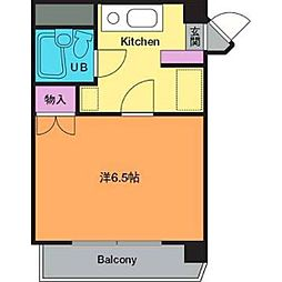 MPビル[2階]の間取り