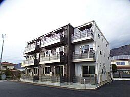 長野県上田市中央西 2丁目の賃貸マンションの外観