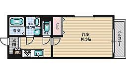 ラ ファヴール[2階]の間取り