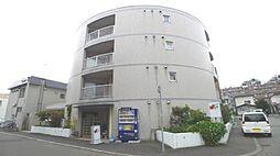 北海道札幌市豊平区平岸二条8丁目の賃貸マンションの外観
