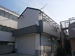 杭ノ瀬アパート[102号室]の外観