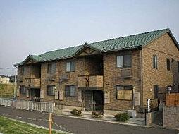 愛知県名古屋市守山区笹ヶ根1丁目の賃貸アパートの外観