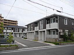 和歌山県和歌山市関戸1丁目の賃貸アパートの外観