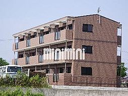 三重県鈴鹿市稲生塩屋3丁目の賃貸マンションの外観
