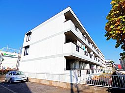 埼玉県富士見市西みずほ台2丁目の賃貸マンションの外観