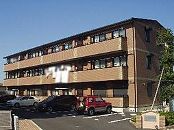 ヒルサイドコート六番館[1階]の外観