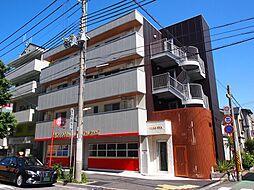 兵庫県神戸市中央区神若通6丁目の賃貸マンションの外観