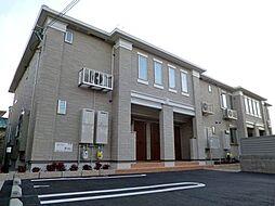 大阪府藤井寺市大井3丁目の賃貸アパートの外観
