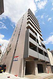 広島県広島市中区竹屋町の賃貸マンションの外観