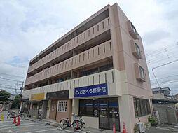 藤井マンション[4階]の外観